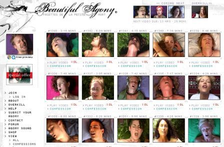 www.beautifulagony.com